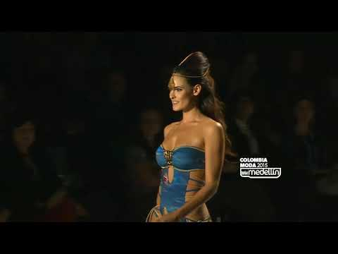 Colombia Moda 2015 - Desfile Beverly Hills.