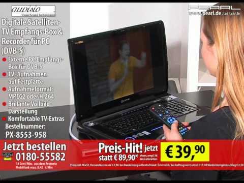 auvisio-digitale-satelliten-tv-empfangs-box-&-recorder-für-pc-(dvb-s)
