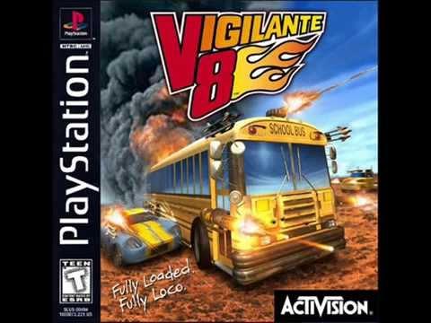 Vigilante 8 саундтреки