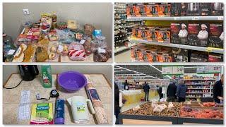 Цены на продукты в Краснодаре/ есть ли отличие цен от Саратова?/закупка на 4500 руб