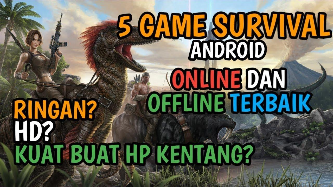 game perang online android ringan