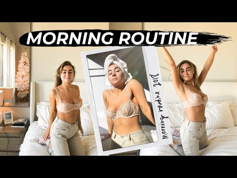 WINTER MORNING ROUTINE 2018   Julia Havens