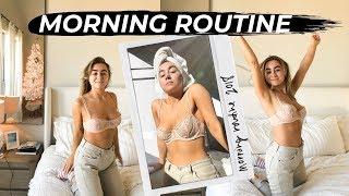 school morning routine Natalies outlet pranks