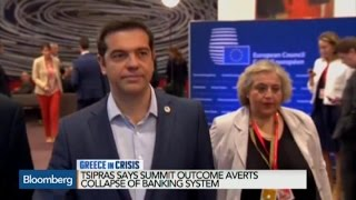 Tsipras Agreement Met With Relief and Anger in Greece