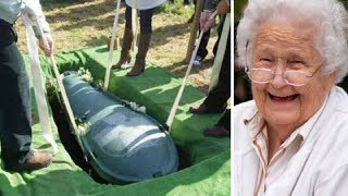 Cheapskate Husband Wants To Be Buried With His Fortune His Widow Revenge Is Ingenuis
