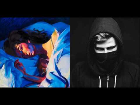 Green Sky (Mashup) - Lorde & Alan Walker & Alex Skrindo