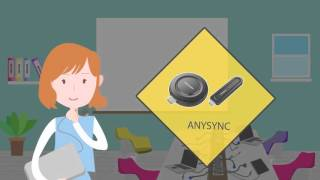 anysync fhd hdmi wireless video transmission device