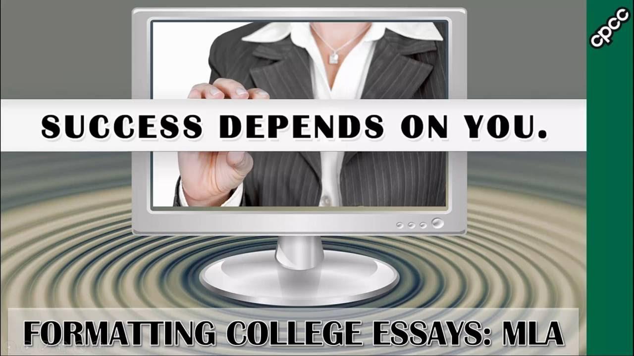 formatting college essays mla formatting college essays mla