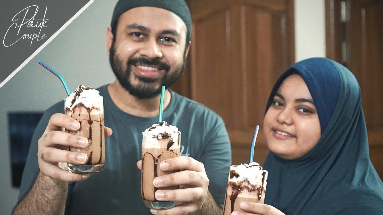 🥤Chocolate Cookie Frappuccino Recipe    রেস্টুরেন্টের স্বাদ এখন বাসায় 😍
