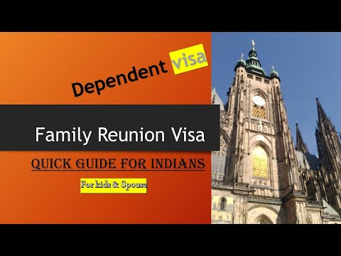 HOW TO GET SPOUSE VISA FOR GERMANY? (German family reunion visa).Indian Girl in Germany