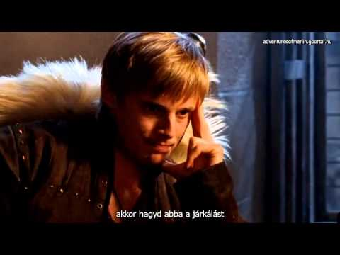 Merlin S01E06 Favourite Scenes - Arthur...