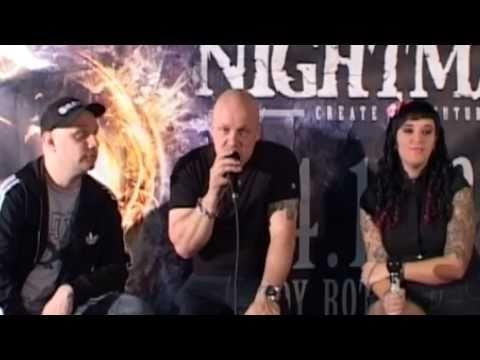 Interview Na-Goyah & Saphira - Nightmare 2010