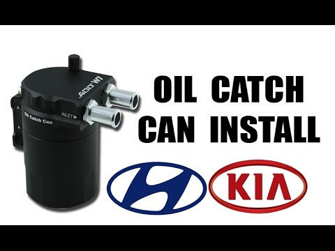 How To Install Oil Catch Can Youtube
