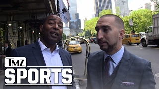 cris carter lebron will never overtake jordan brand it s a woman thing   tmz sports