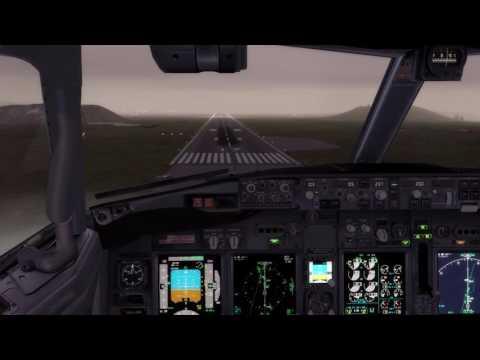 IVAO NA Dangerous Airports - Leg 7 - CYFB Iqualuit
