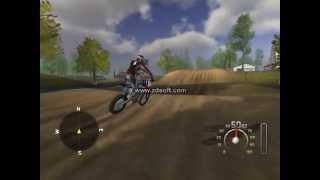 MX vs ATV Unleashed PC* Free Run* Gameplay 2013