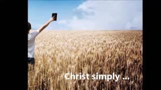 Christ Simply