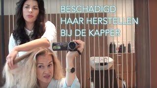 BESCHADIGD HAAR HERSTELLEN BIJ DE KAPPER | FURROW.NL