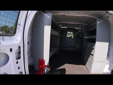 2011 White /Gray Ford E-Series Van E-350 Super Duty (1FTSE3EL9BD) with an 5.4L V8 SOHC 16V engine, Automatic transmission, located at 577 Chester Pike, Prospect Park, PA, 19076, (610) 237-1015, 39.886154, -75.302338 - Photo #0