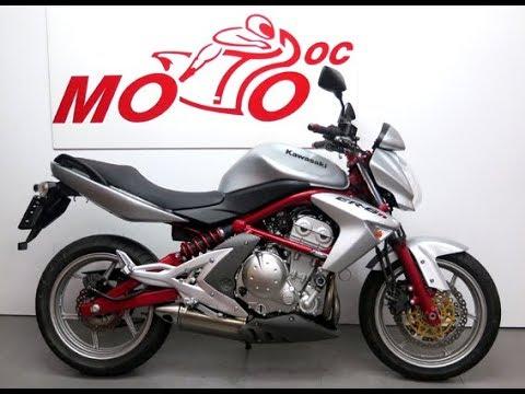 Kawasaki Er6n 2006 Achat Ventereprise Rachat Moto Doccasion