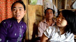Inside the BAMBOO HOUSE on Stilts with Susu Myatsuwin, MYANMAR