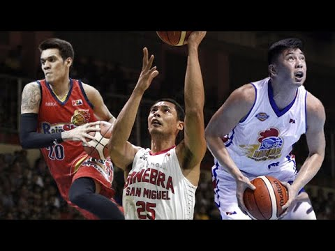 Almazan, Sangalang form dreaded frontcourt with Aguilar for Luzon All-Star