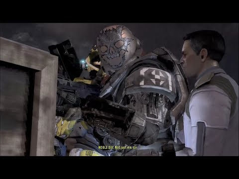 Halo: Reach - Can You Save Emile?