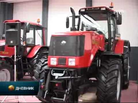 Traktori Belarus iz Novog Sada