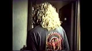 Robert Plant Holiday Inn 1990 (Muskogee, OK)