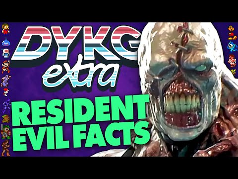 Resident Evil Easter Eggs - Did You Know Gaming? Feat. Dazz