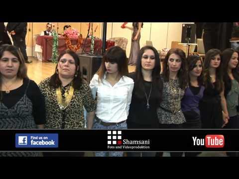 Schaukat & Hayar - Hochzeitsvideo - Karlsruhe - Musik:Koma Mileim-Shamsani Produktion ® 2013-Part 2