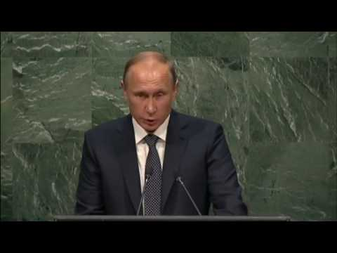What Putin actually said at the UN General Assembly (Best Translation)
