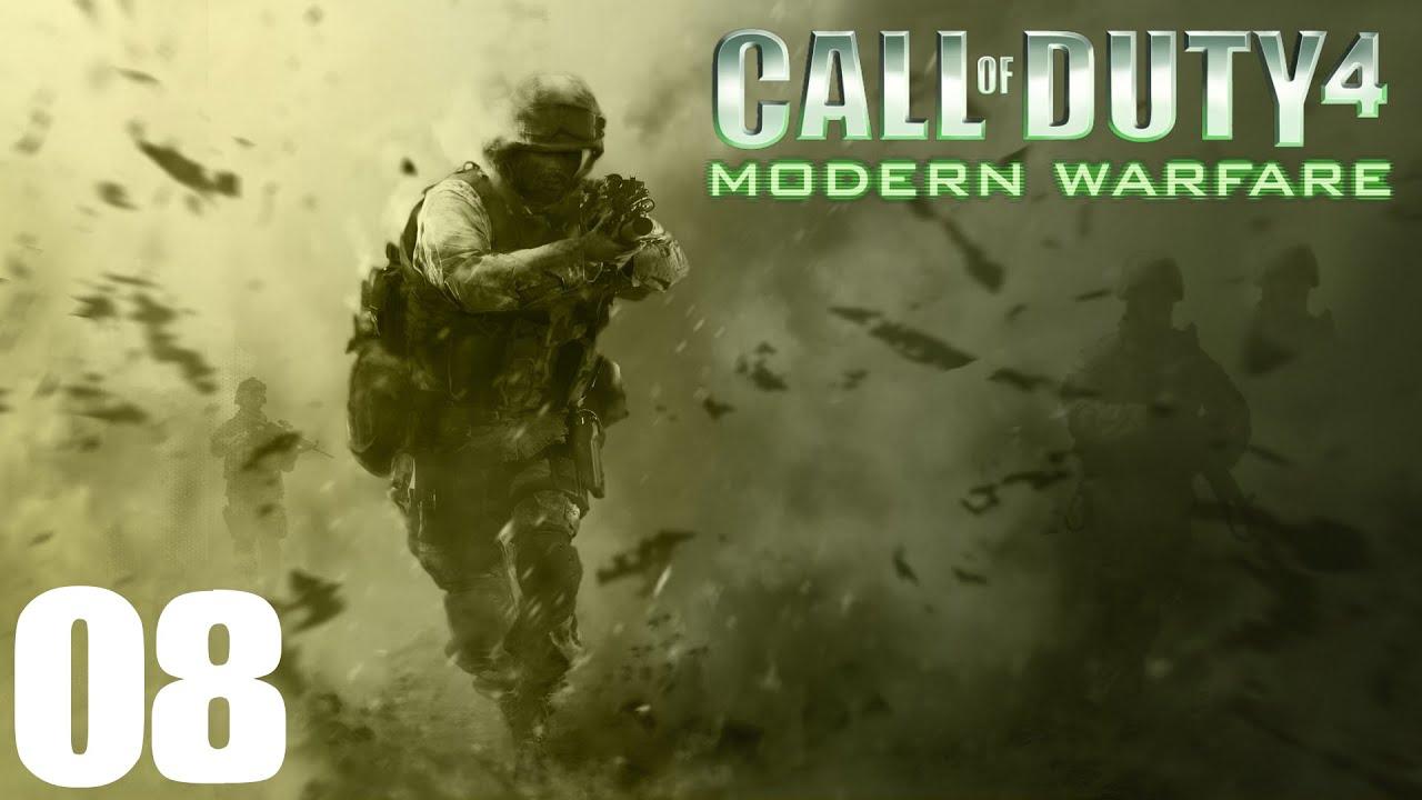 Call of Duty 4: Modern Warfare #8 Śmierć z nieba