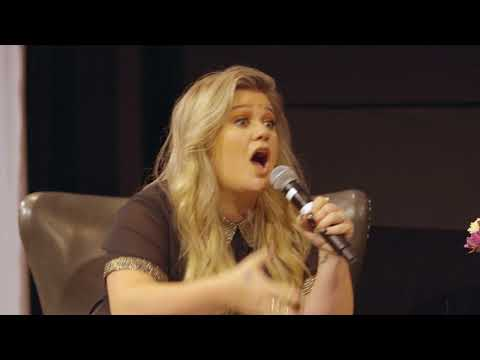 Kelly Clarkson Full Interview