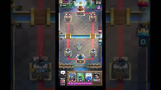 Clash Royale my favorite deck kicking asses