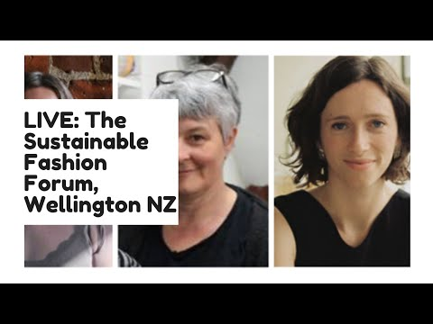 Live From The Sustainable Fashion Forum