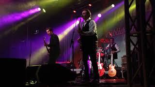 Hayfever XXL formatie op het Rock 'n Roll Festival Franeker 2019