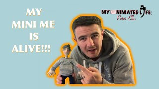 MY MINI ME IS ALIVE!!! A Stop Motion Animation