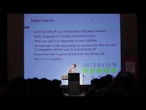 GCAP Loading 2016 - Lauren Clinnick - The Art of Finding a Job