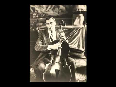 Gregor Piatigorsky - You Don't Have To Be A Genius