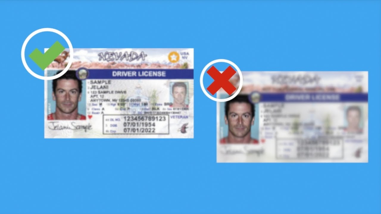 Which - Licenses Youtube Compliant Real Driver's Are Id