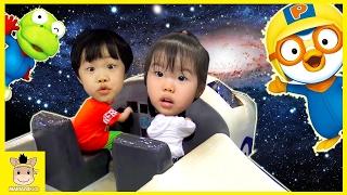 Indoor Playground for Kids Happy Pororo Surprise Toy Famliy Fun Slide | MariAndKids Toys