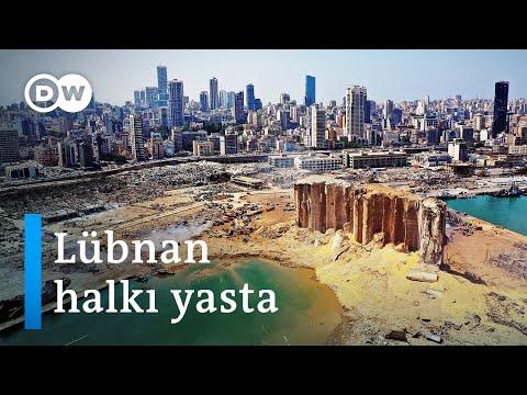 Beyrut'taki limanda neden 2750 ton amonyum nitrat depolanmıştı? - DW Türkçe