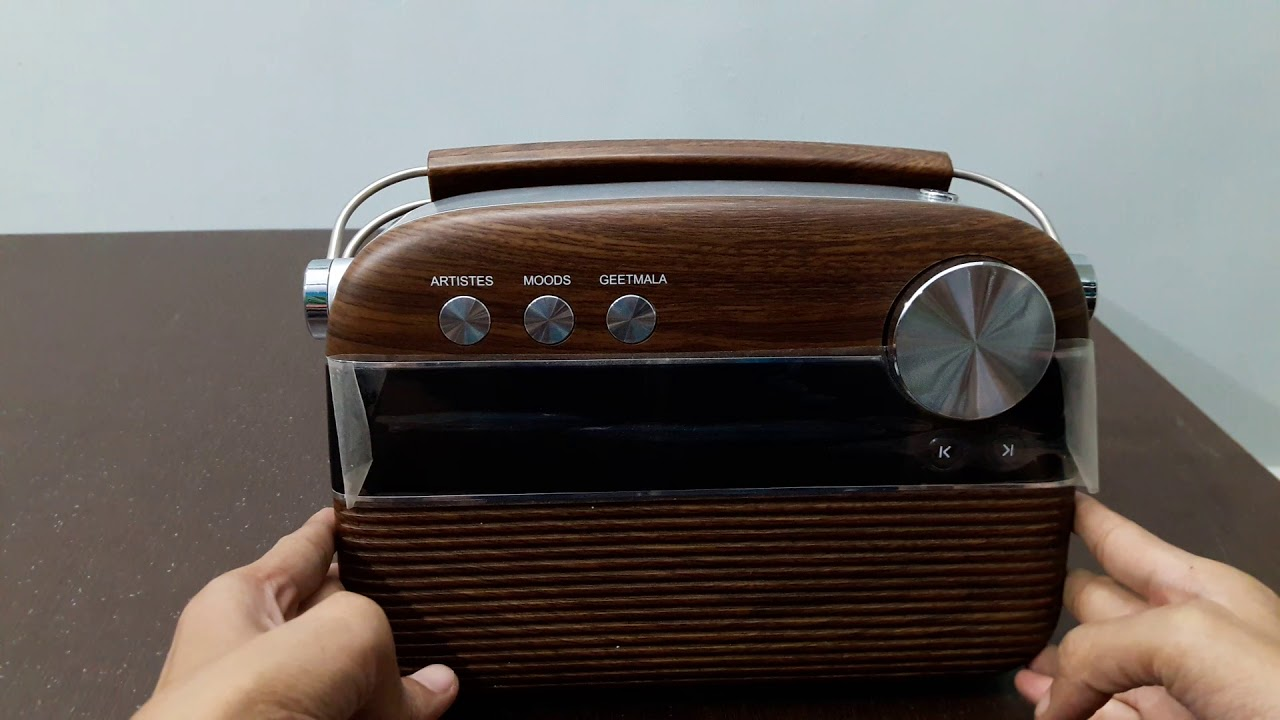 Saregama carvaan radio detail specification and sound test AFTER 2month