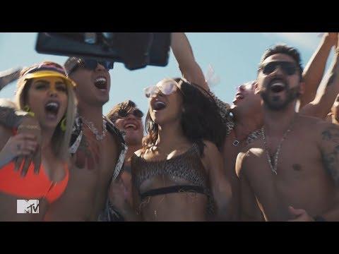 Cuando Calienta El Shore - Los Acashore (Behind The Scenes)