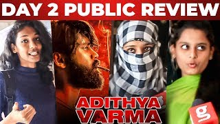 Adithya Varma Day 2 Public Review
