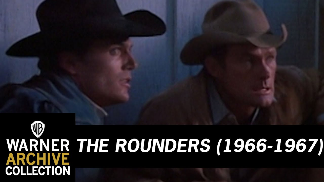 youtube the rounders 1965