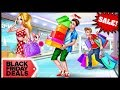 ♡ Shopping Mall Girl: Black Friday Style Game Fun Fashion Dress Up COCO Games for Kids & Children