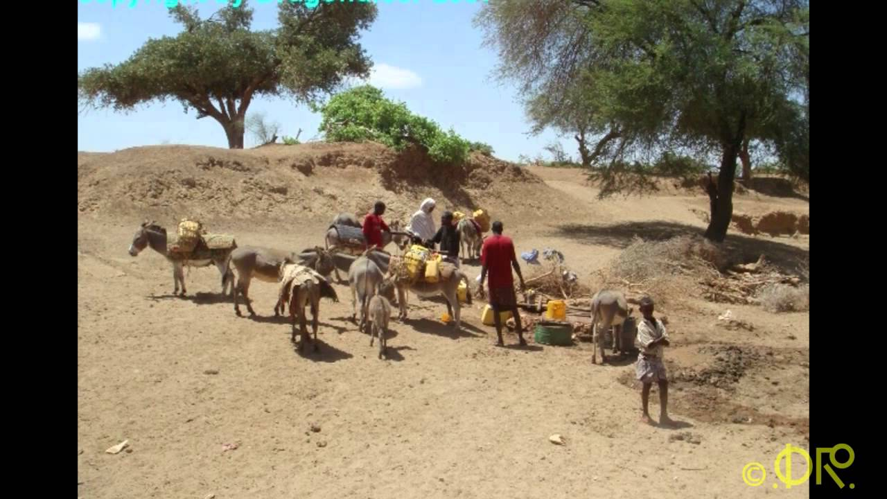 Ogaden, Ethiopia: beautyful landscapes slideshow mp4