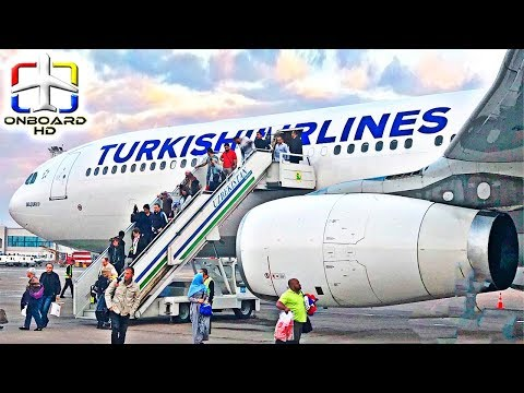 TRIP REPORT | Turkish Airlines | NEW Istanbul Mega-Airport! ツ | Copenhagen to Istanbul | Airbus A330